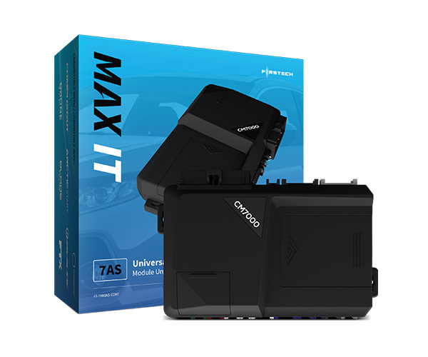 CM7XXX remote start control modules